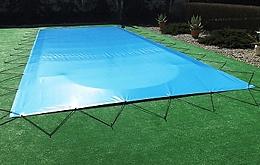 Przykrycia basenowe zimowe